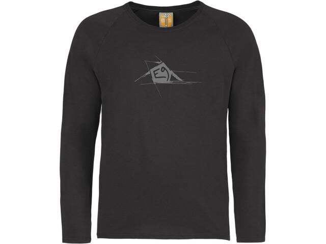 E9 Leo T-shirt à manches longues Homme, iron